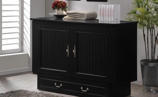 sleep chest creden with fliptop cottage sanded black closed june 21 2012